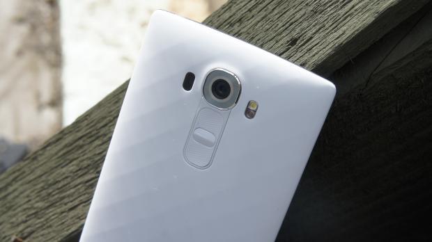 Новый LG G4 Ceramic