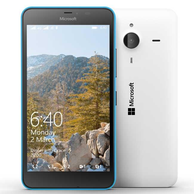 Новый Microsoft Lumia 640