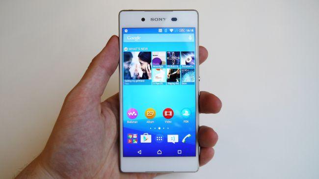 Новый Sony Xperia Z3+