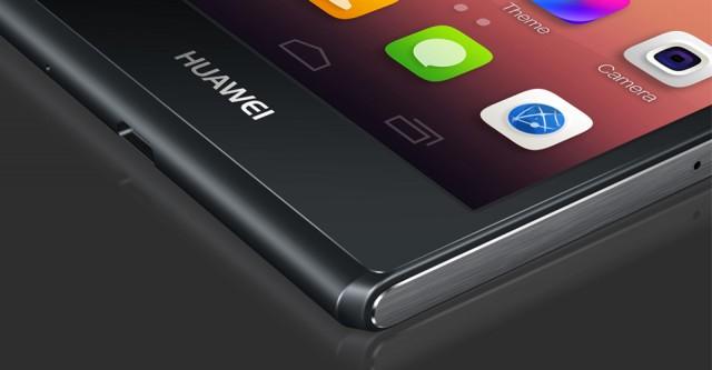 Обзор Huawei Ascend P8