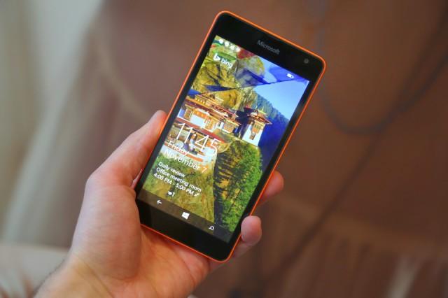 Обзор Microsoft Lumia 535