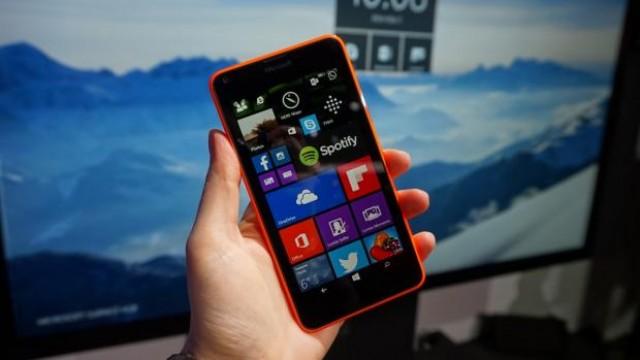Пример фотографии Lumia 640