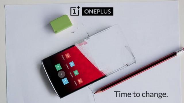 Приглашение на релиз OnePlus Two