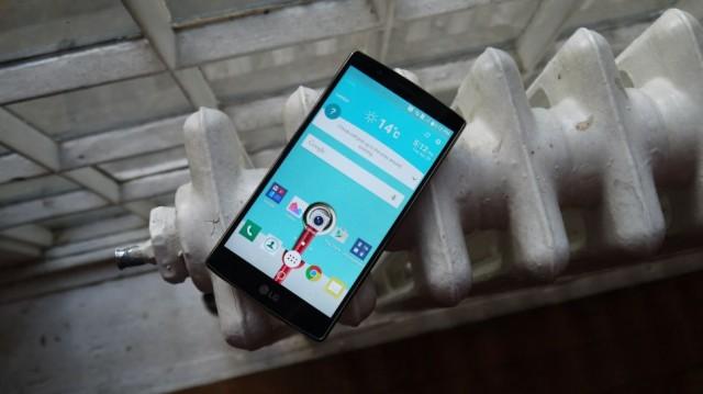 Смартфон LG G4 и Quick Charge