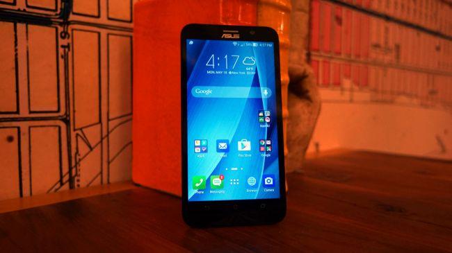 смартфон ASUS Zenfone 4