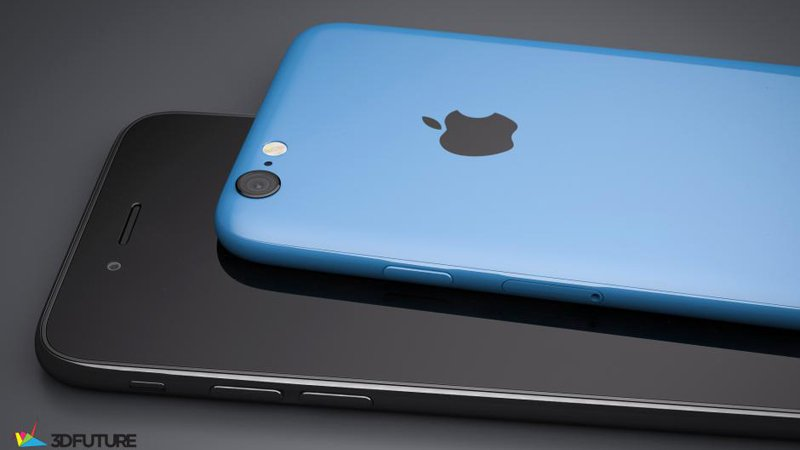Apple iPhone 6C 2015