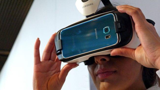 Gear VR и Samsung Galaxy S6