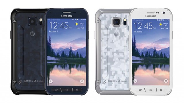 Samsung Galaxy S6 Active QHD