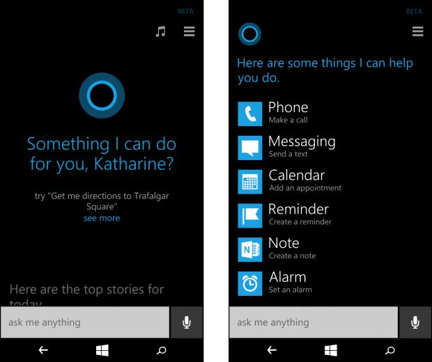 Windows Phone 8.1 на Lumia 640