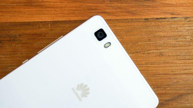 Камера Huawei P8 Lite