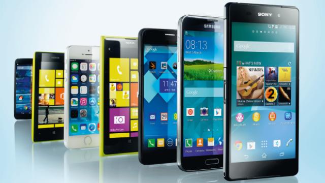 Лучшие смартфоны 2015 года