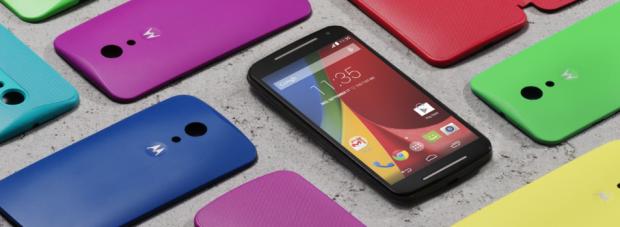 Лучшие смартфоны 2015. Motorola Moto G (2014)