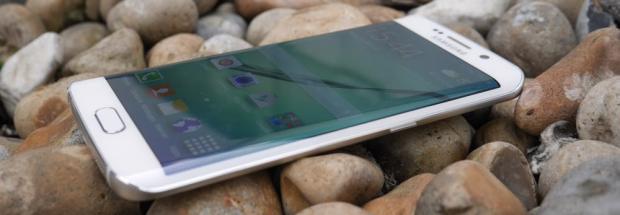 Лучшие смартфоны 2015. Samsung Galaxy S6 Edge