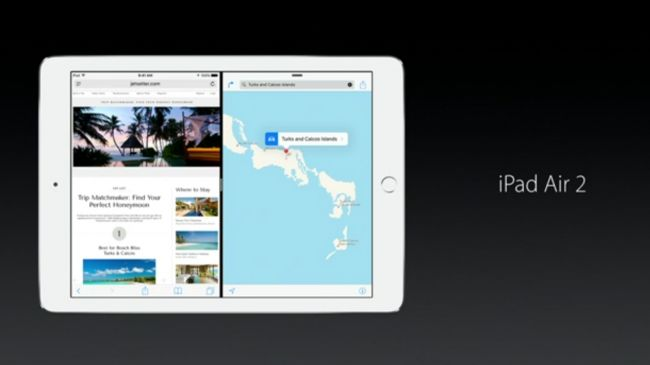 Многозадачность с Apple