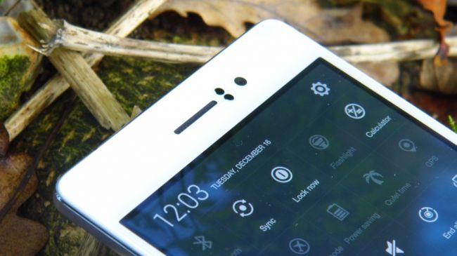 Обзор смартфона Oppo R5