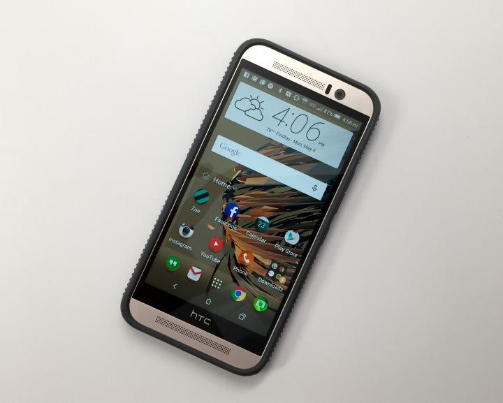 Обновление HTC One M9