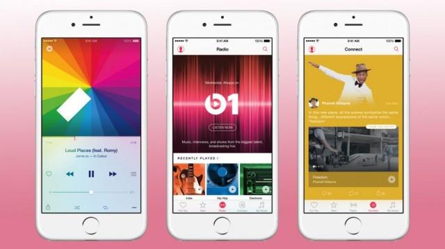 Обновление iOS 8.4 и Apple Music
