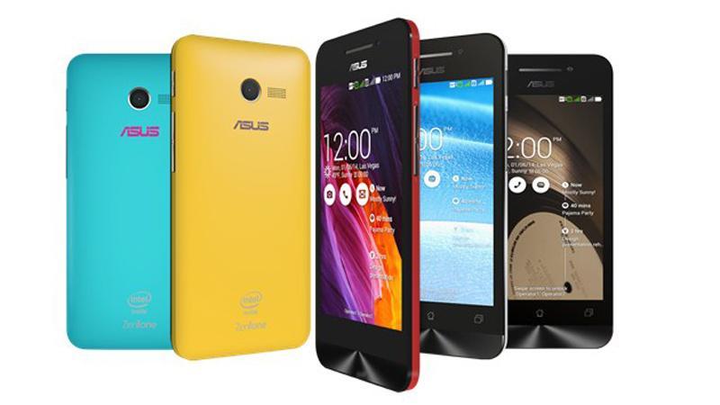 Бюджетный смартфон ASUS ZenFone 4