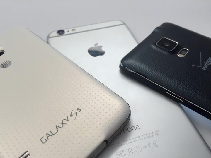 Apple iPhone 6 в компании