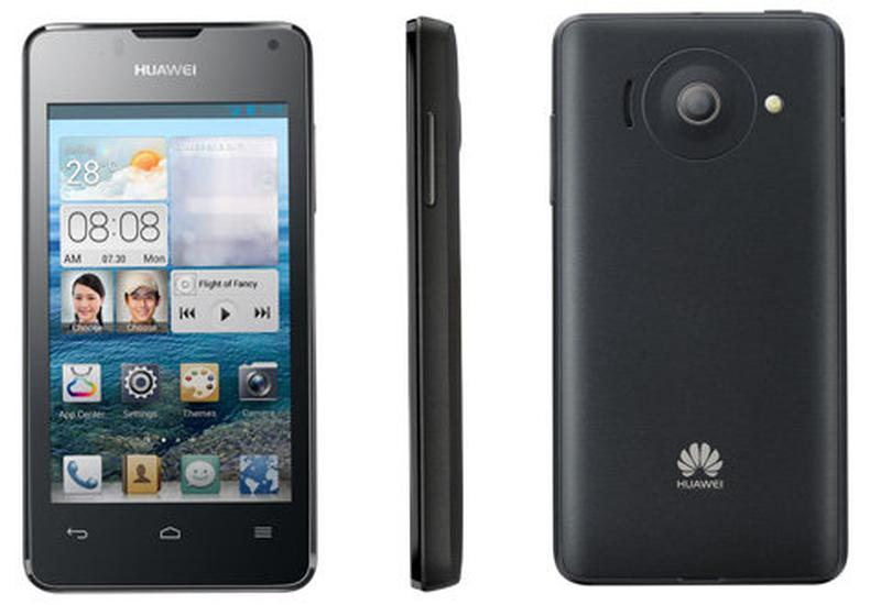 Дешевый смартфон Huawei Ascend Y300