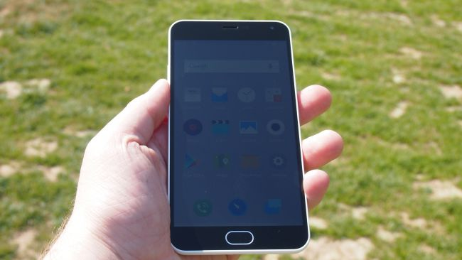 Meizu M2 Note и кнопка Mback