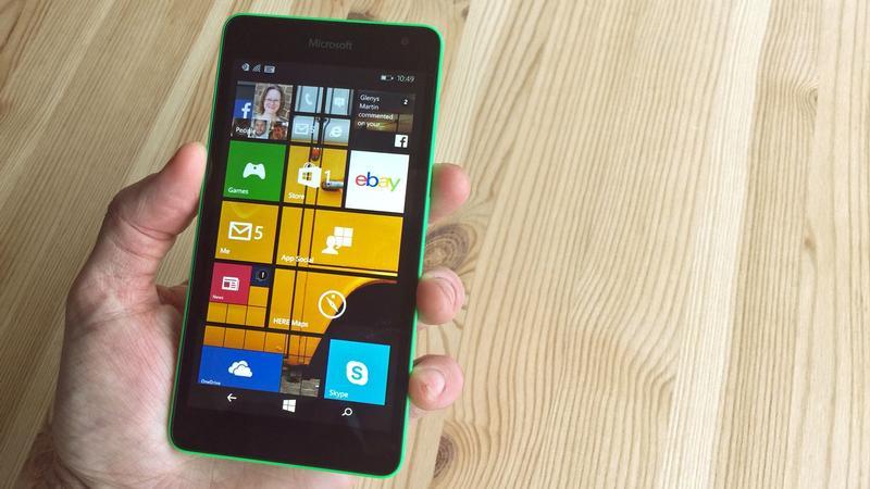 Недорогой Microsoft Lumita 535