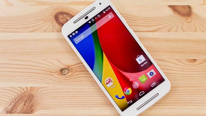 Недорогой Motorola Moto G (2014)