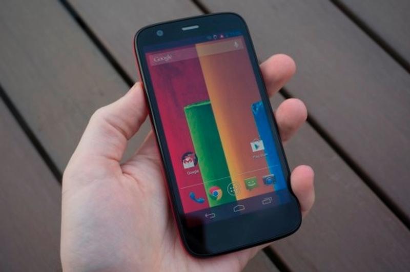 Бюджетный смартфон Motorola Moto G 4G