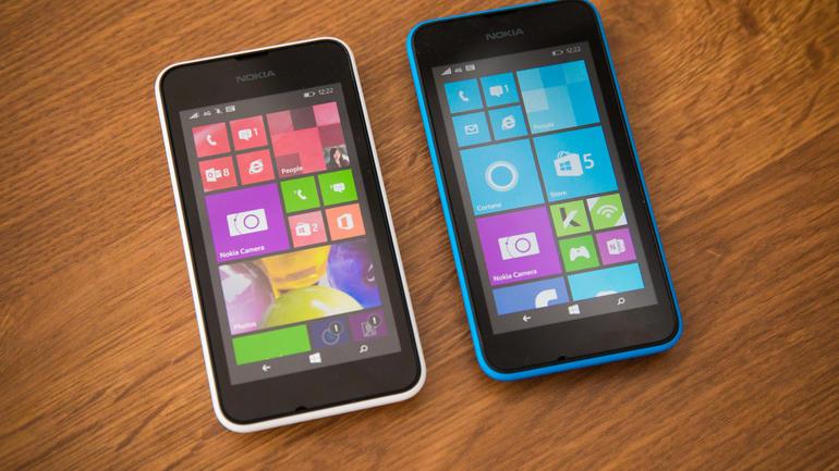 Недорогой Nokia Lumia 530