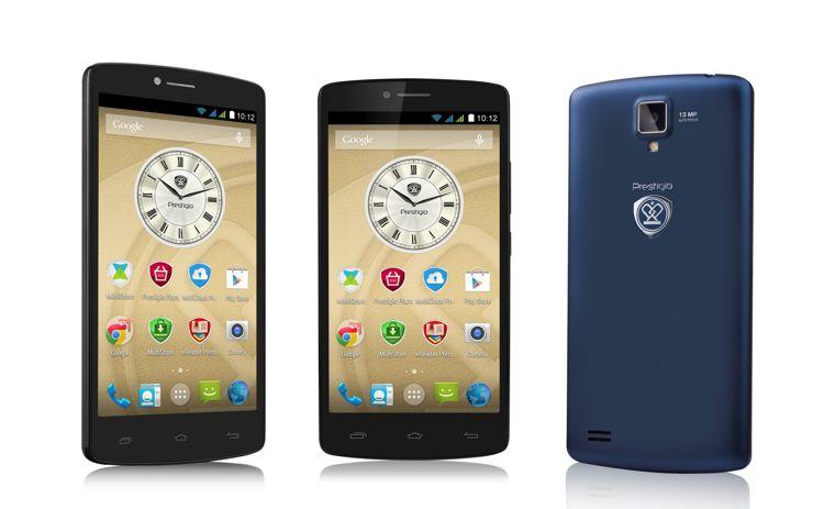 Дешевый смартфон Prestigio Multiphone 5550 Duo