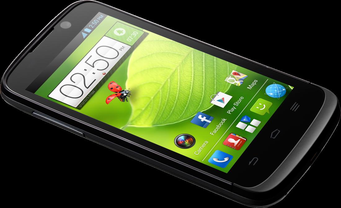 Дешевый смартфон ZTE Blade 3