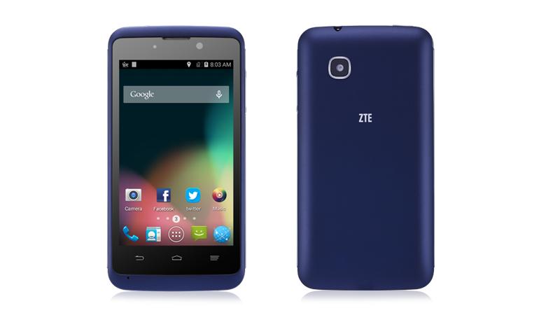 Бюджетный смартфон ZTE Kis 3