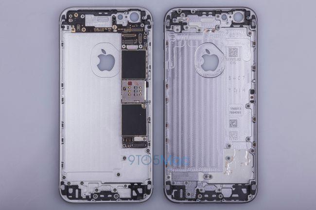 Внутри Apple iPhone 6S