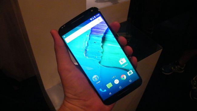 Дисплей Motorola Moto X Style