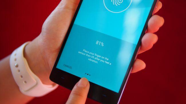 Домашняя кнопка OnePlus 2
