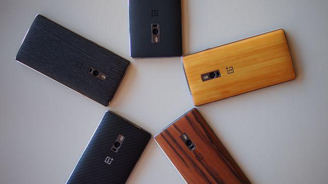 Задние панели OnePlus Two