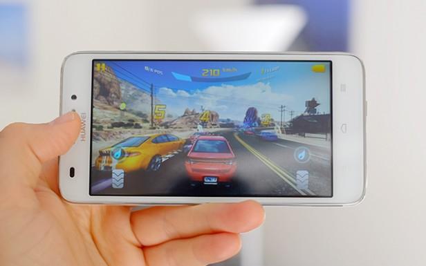 Игры на Huawei Ascend G620S