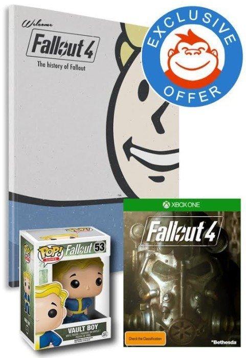 Коллекционное издание Fallout 4 Mighty Bundle