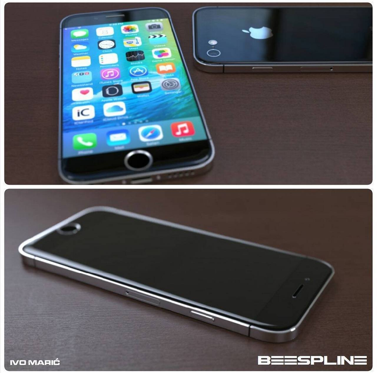 Концепция Apple iPhone 7