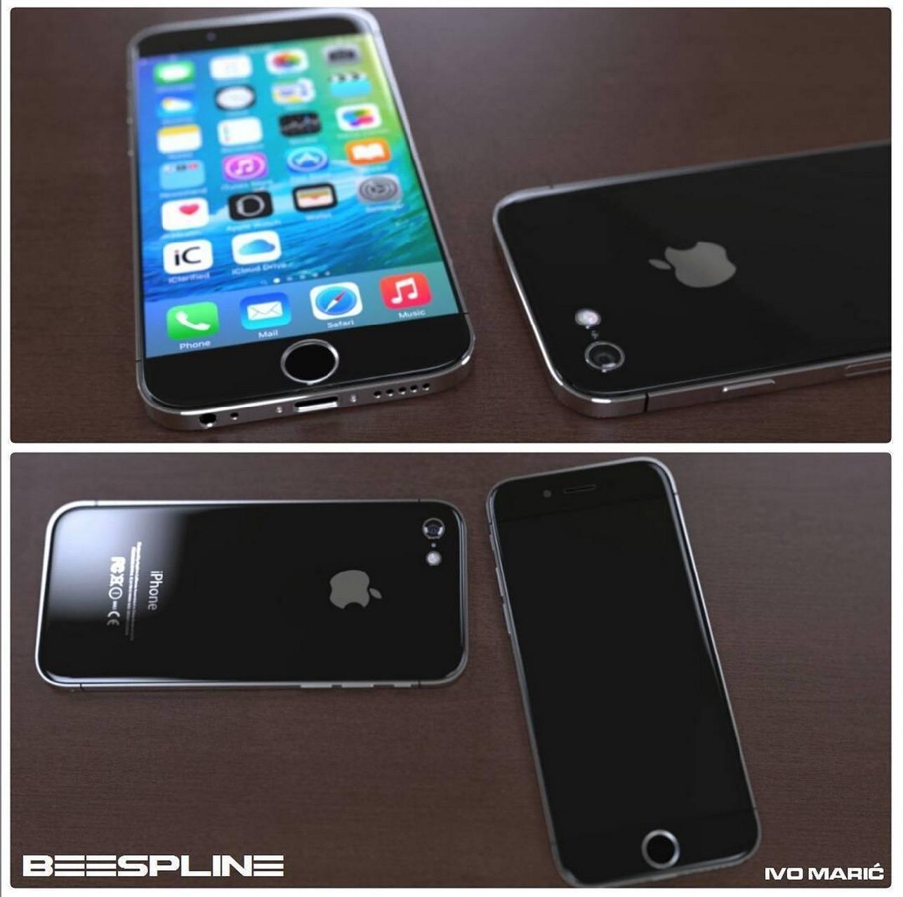 Концепция Apple iPhone 7