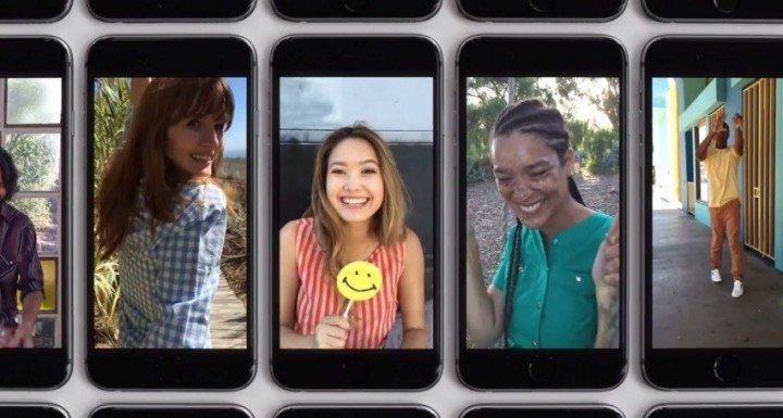 Новая реклама iPhone 6