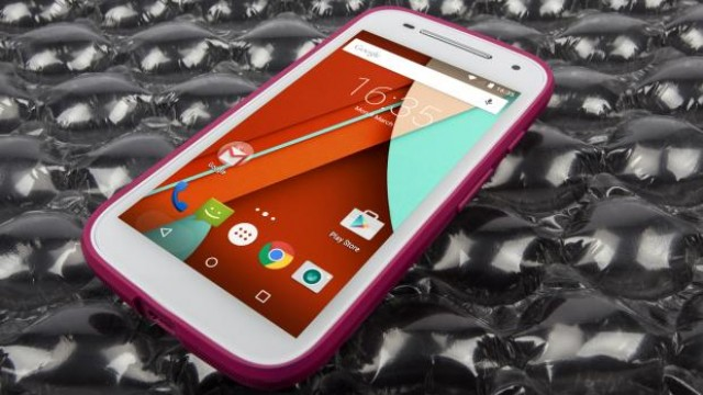 Обзор Motorola Moto E 2015