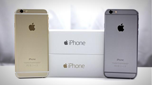 Обновление iOS 8.4 на iPhone 6