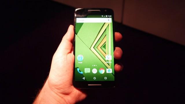 Предварительный обзор Motorola Moto X Play