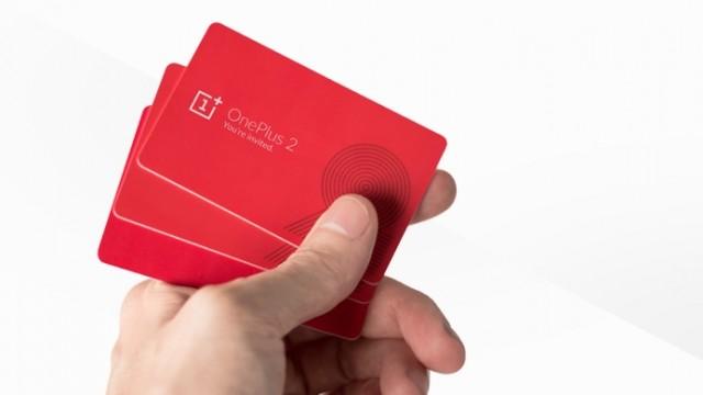 Пригласительные карты OnePlus Two