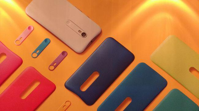 Пример фотографии Motorola Moto G 2015