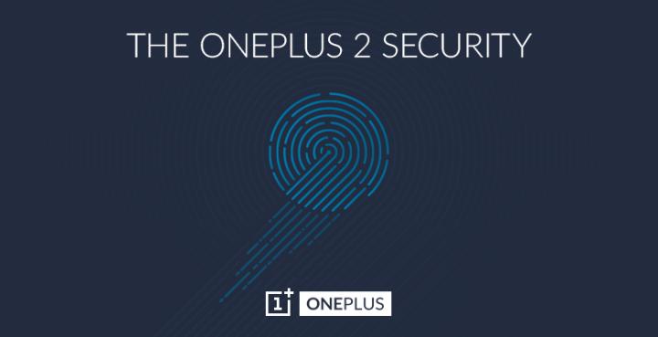 Сканер отпечатков OnePlus Two