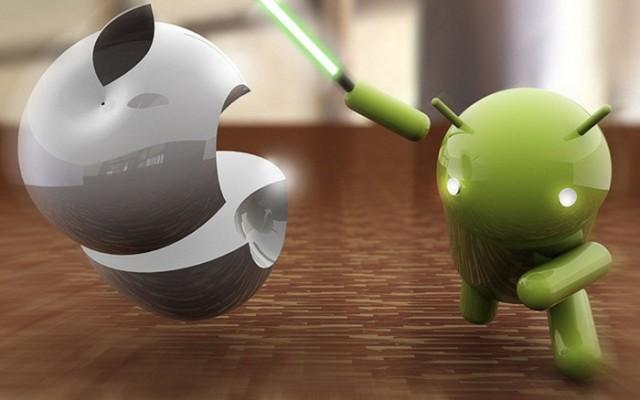Android лучше iPhone