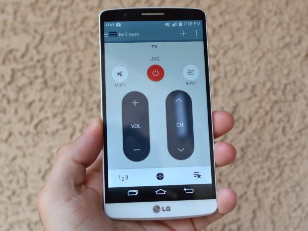 Android лучше iPhone. Дистанционное управление