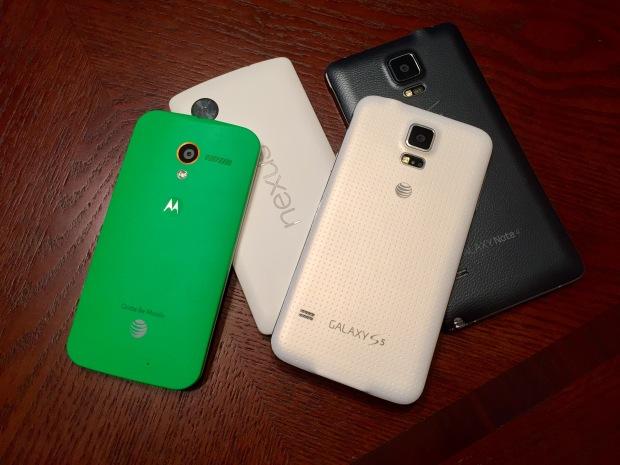 Android лучше iPhone. Многообразие выбора